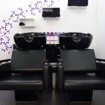 Krehaartiv Friseure - Waschbereich