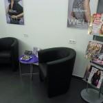 Krehaartiv Friseure - Wartebereich